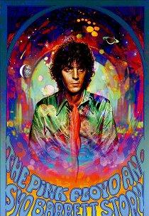 История Сида Барретта и Pink Floyd