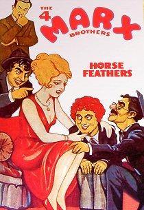 Лошадиные перья