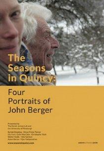 Времена года в Кенси: 4 портрета Джона Берджера