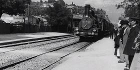 «Прибытие поезда» братьев Люмьер отреставрировали с помощью нейросетей