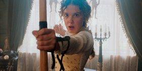 «Энола Холмс» на«Нетфликсе»: Милли Бобби Браун вроли боевой сестры Шерлока