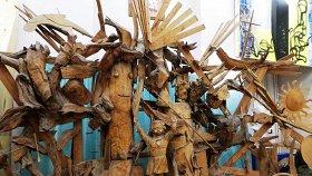 Постоянная экспозиция Мемориального музея-мастерской Коненкова