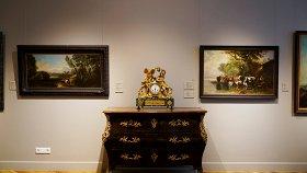 «Антика» и «Западноевропейское искусство XV — начала XX века»