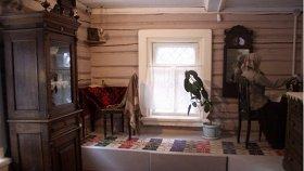 Экспозиция дома-музея «Подпольная типография»