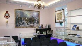Демонстрационный зал Музея истории Волго-Донского канала