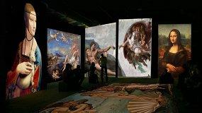 Оживающие полотна: Ренессанс. Гении эпохи