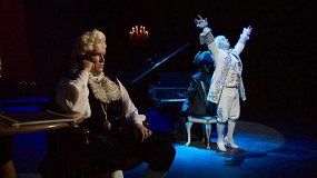 Вечер одноактных опер. Моцарт и Сальери. Алеко
