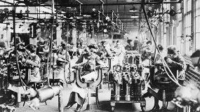 Первая мировая война и Танкоград