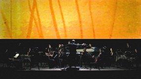 «Другое пространство»: Ансамбль «Лаборатория новой музыки» (Новосибирск). Дирижер Сергей Шебалин