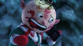 Хищник против Рождества: посмотрите праздничный мульт по «Хищнику» (трэш!)