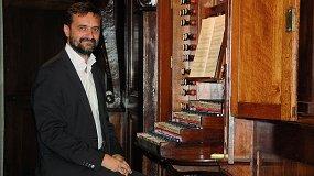 VI Международный музыкальный фестиваль «Дни И.-С.Баха на Южном Урале»: Станислав Шурин (орган, Славакия)