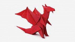Оригами. Уроки бумажного волшебства в Историческом музее