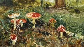 Монографическая экспозиция работ Ивана Ивановича Шишкина