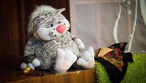 Сказки кота Мурлыки. Как Слоненок дорогу домой искал