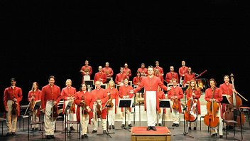 Венский оркестр Иоганна Штрауса (Австрия). Дирижер Андраш Дэак