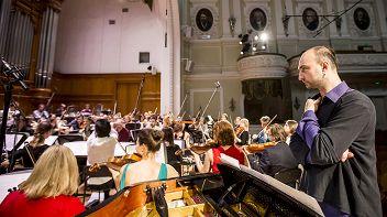 «Персимфанс». Дюссельдорфский симфонический оркестр Тонхалле