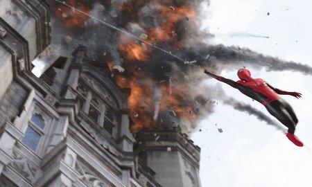 Фильмы на выходные: «Человек-паук: Вдали от дома», «Паразиты» и «Зеркало»