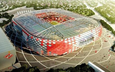Какими будут новые московские стадионы