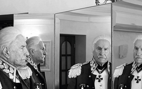 Владимир Зельдин, актер, 97 лет