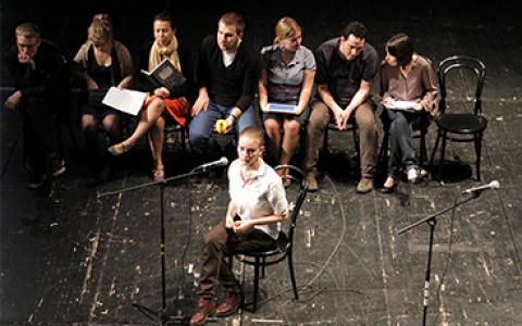 Театр полового воспитания, безработные актеры и другие проекты