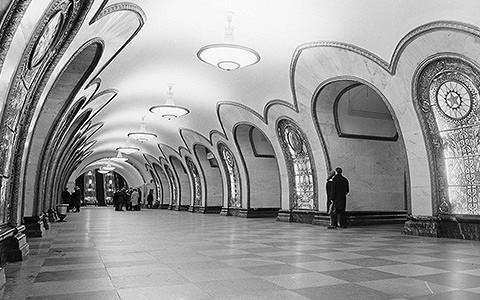 80 лет московскому метро в фотографиях: от окаменелостей до вайфая