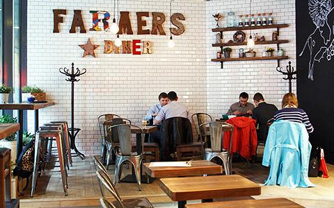 Farmer's Diner: ресторан от создателей Ferma & Williamsburg