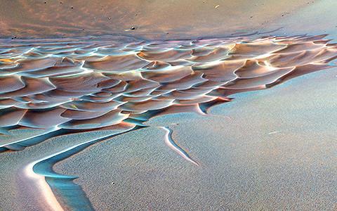 Как фотографии с Марса стали искусством
