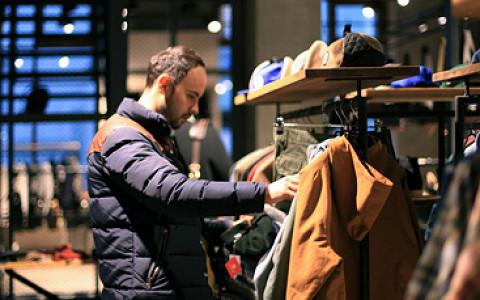 Как устроен лучший в городе магазин мужской одежды