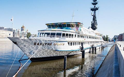 Корабль «Брюсов»: лучшее новое пространство в Москве