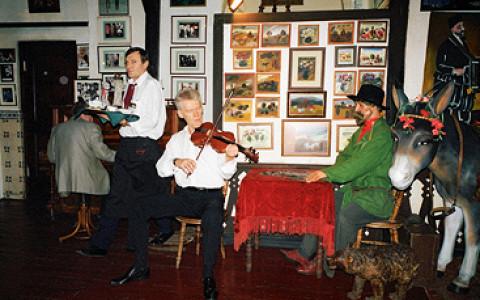 Музыканты в ресторанах