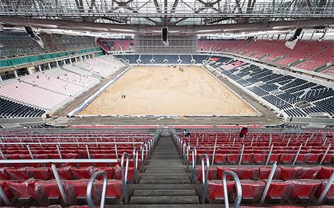 Как устроен стадион «Открытие Арена»