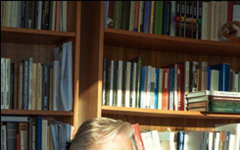 Александр Жолковский, филолог, 75 лет