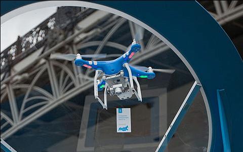 Опыты: как доставляют сим-карты дронами
