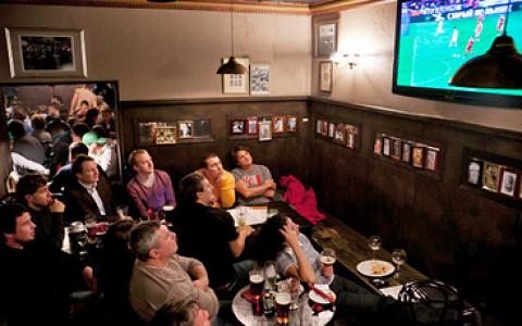 Парки, стадионы, бары и другие места трансляции Евро в Москве