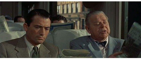 Мужчина в сером костюме (The Man in the Gray Flannel Suit)