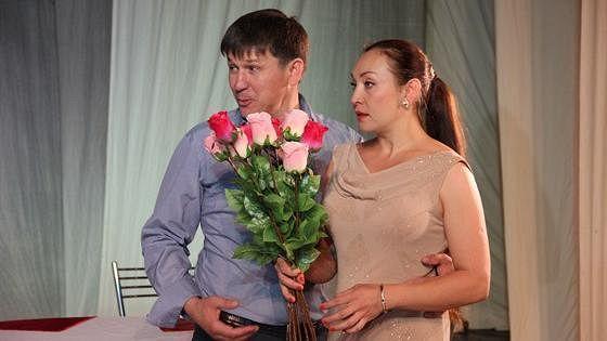 Накануне свадьбы
