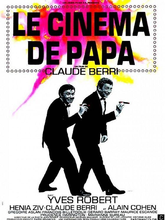 Папино кино (Le Cinema de papa)