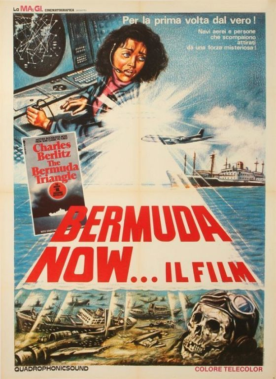 Бермудский треугольник (The Bermuda Triangle)