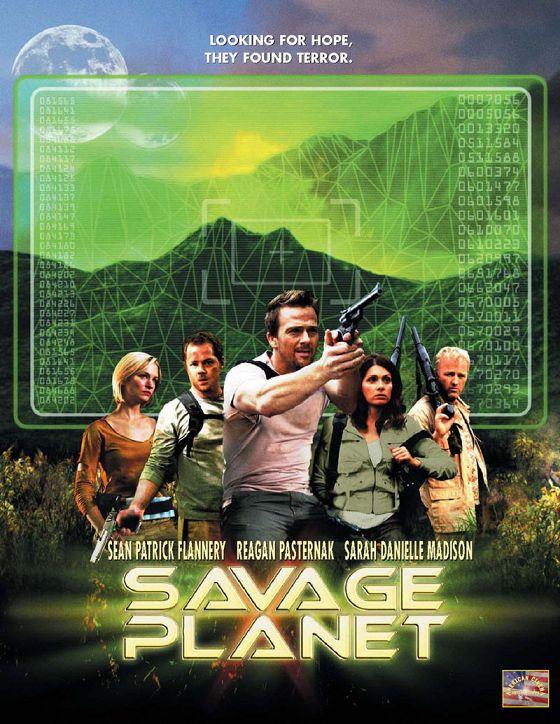 Планета дикарей (Savage Planet)