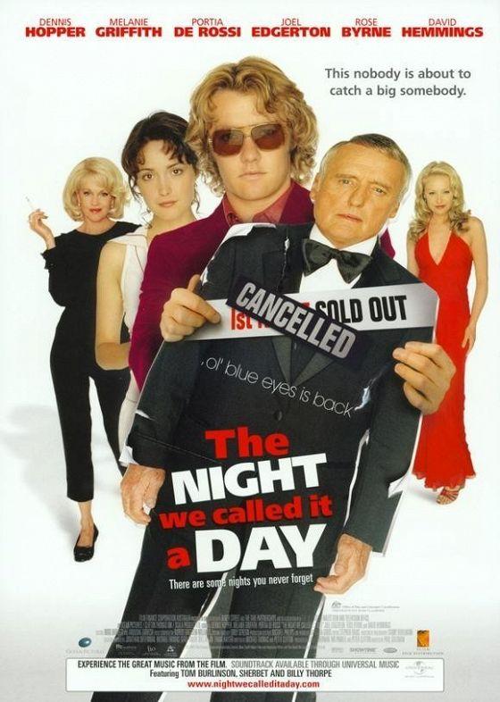 Ночь, которую мы называем днем (The Night We Called It a Day)