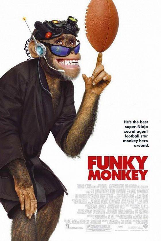 Волосатая история (Funky Monkey)