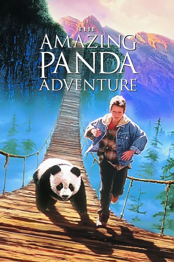 Удивительные приключения панды (The Amazing Panda Adventure)