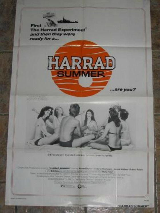 Харрадское лето (Harrad Summer)