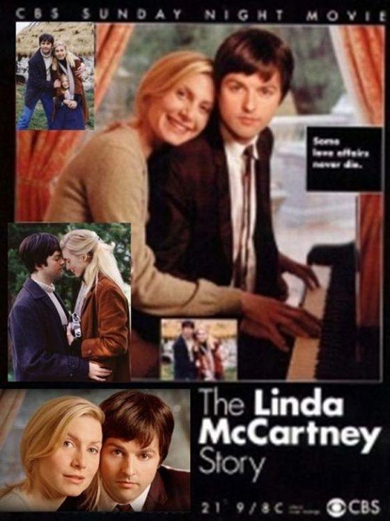 История Линды Маккартни (The Linda McCartney Story)