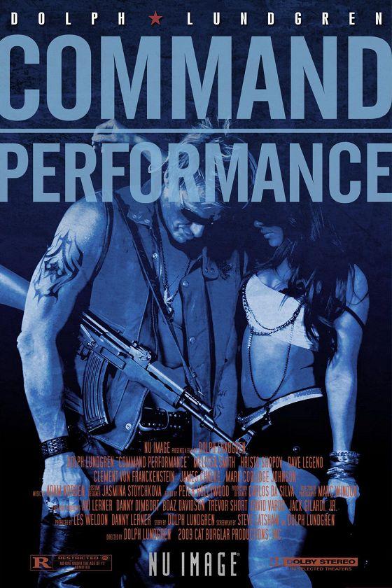 Опасная гастроль (Command Performance)