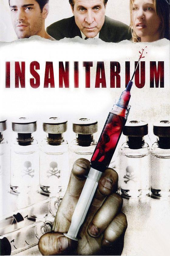 Пожираемые заживо (Insanitarium)