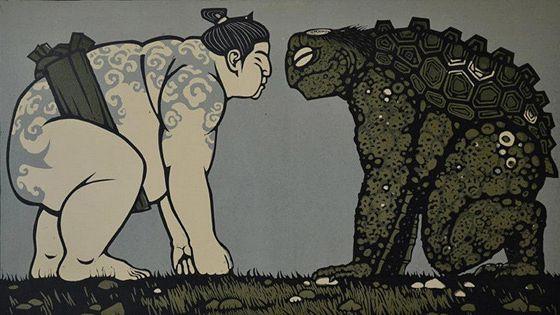 Арт-анфас Япония: традиции и современность