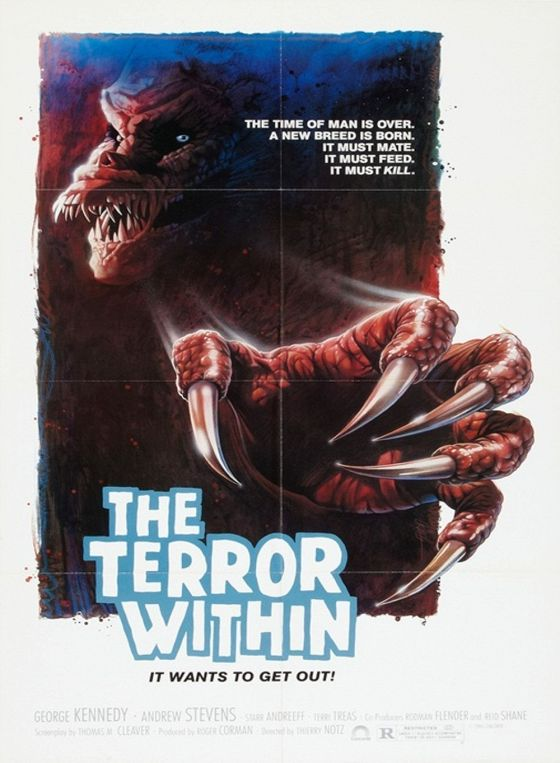 Внутренний страх (The Terror Within)