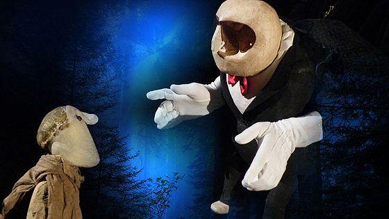 Грибуль-простофиля и господин Шмель