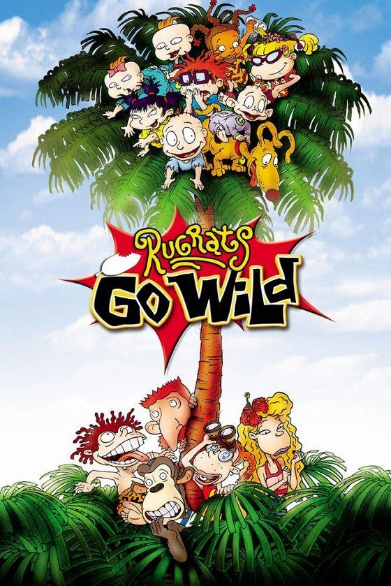 Ох, уж эти детки-3 (Rugrats Go Wild)